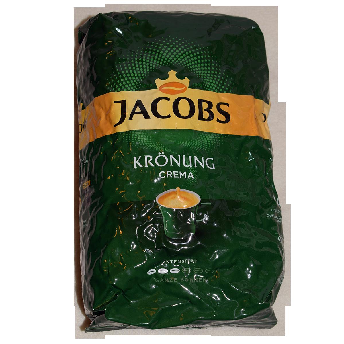 Jacobs Krönung Caffe Crema 1000g