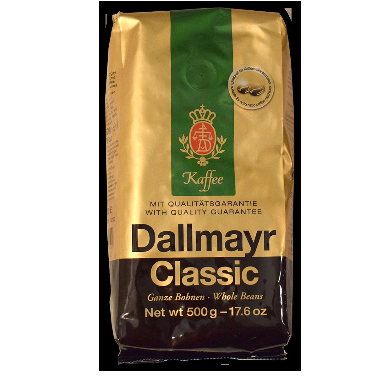 Dallmayr Classic Ganze Bohnen 500 g