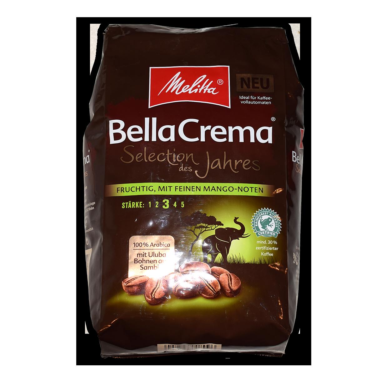 Melitta Bella Crema Selection Des Jahres 1000g