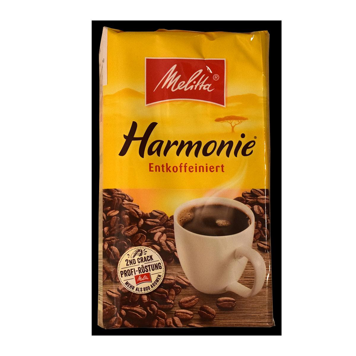 Melitta Harmonie Entkoffeiniert 500 g