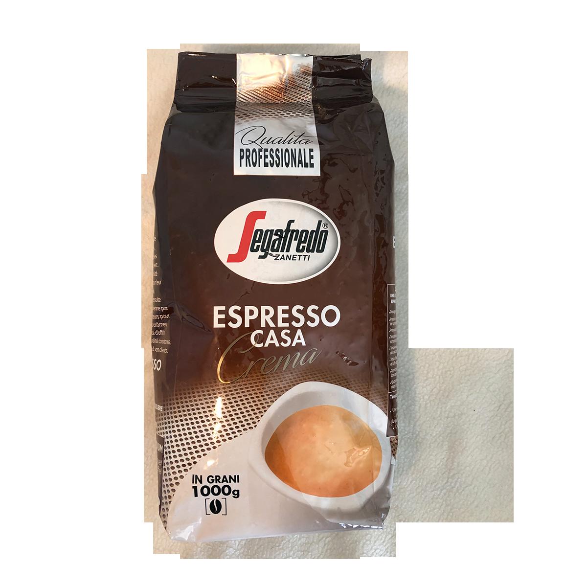 Segafredo Espresso Casa 1000 g